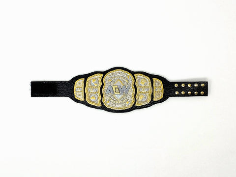 "AEW World Championship ""Deluxe"" edition  - IN STOCK"