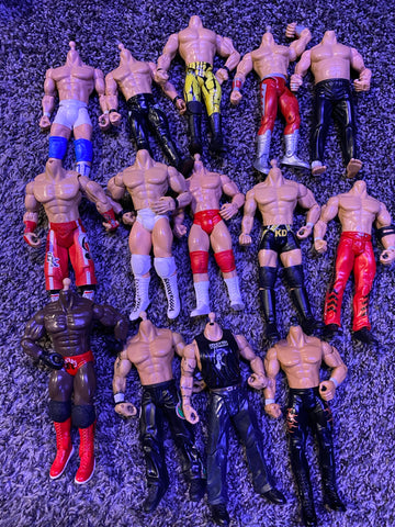 Jakks Ruthless Aggression Mystery Grab Bag