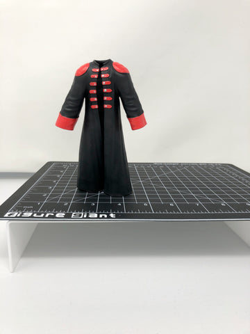 Sting Red and Black Jacket