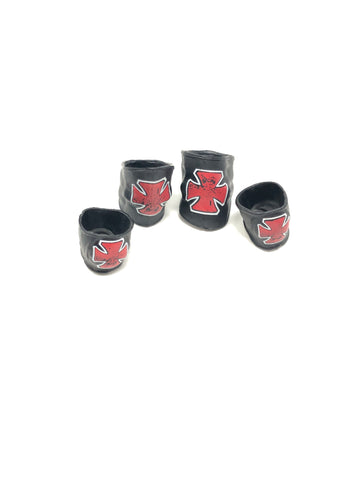 Triple H Knee and Elbow Pad Set
