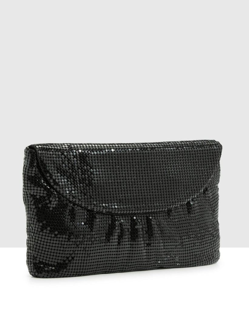 Whiting & Davis Sequin Clutch