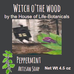 Peppermint Artisan Soap