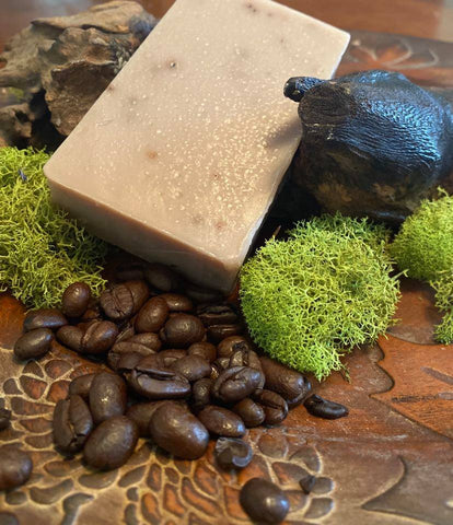 Cafe' Mocha Artisan Soap