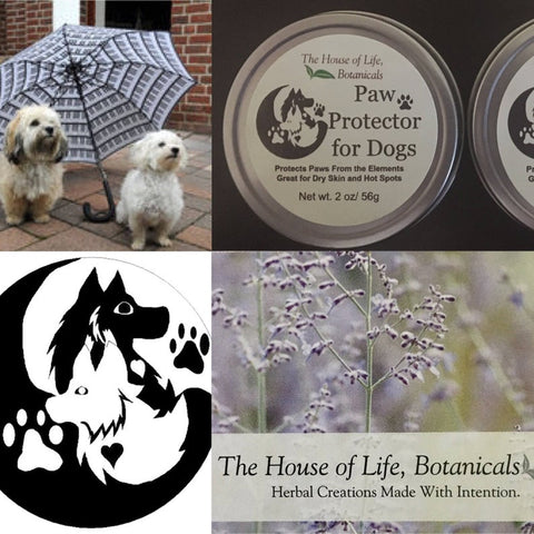 Paw Protector-Dog Paw Salve, Nose Balm, Hot Spots..