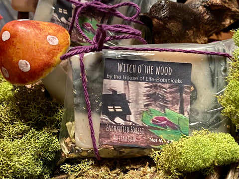 Enchanted Forest Artisan Soap