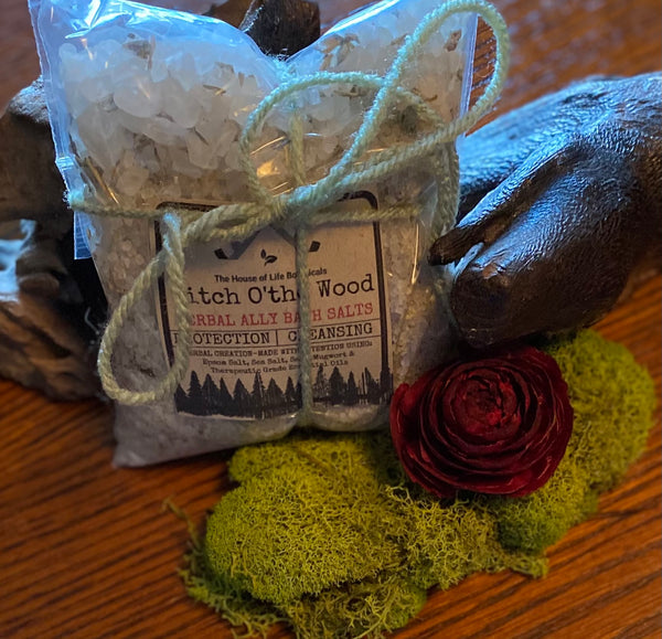 Herbal Ally Spell Kit- PROTECTION