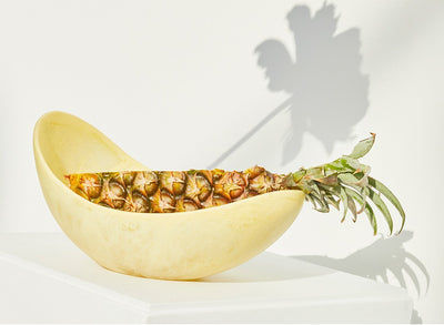 Resin Seed Bowl - Lemon