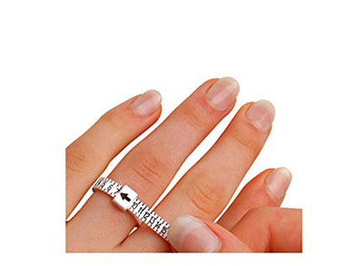 Buy our ring sizer and receive $10 off your next purchase