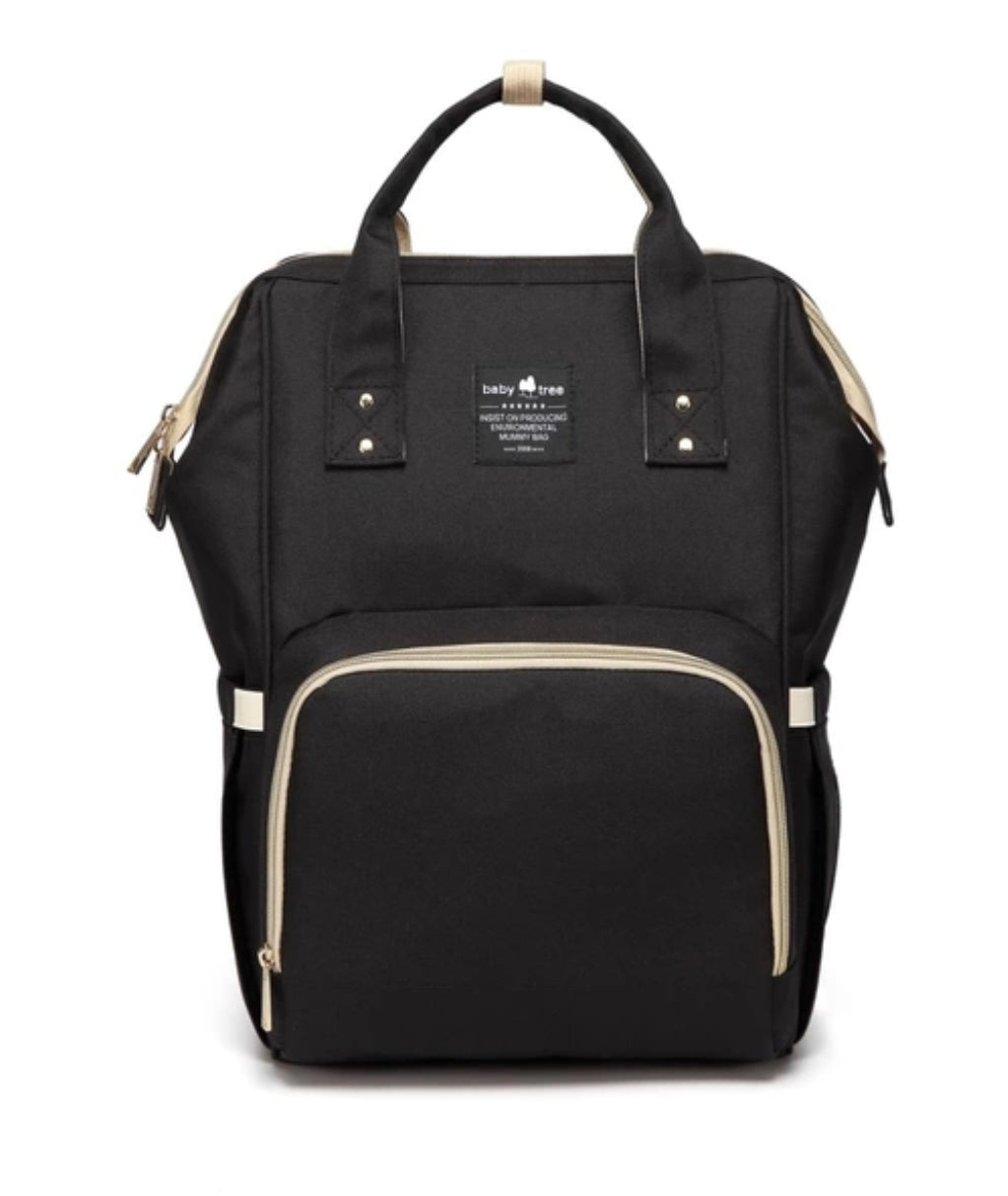 A Top Selling Nappy Backpack- Black