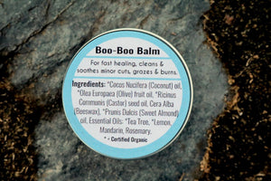 Busy Bubbees Boo Boo Balm