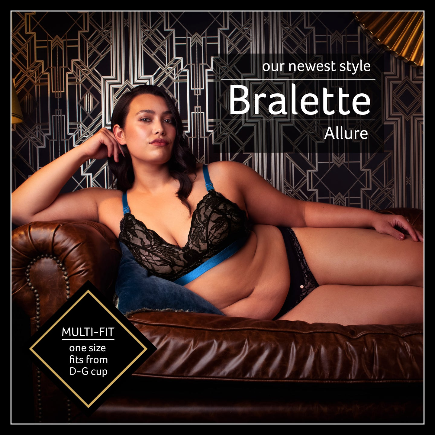 Hotmilk Allure Bralette Nursing Bra