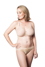 HOTMILK OBSESSION NUDE CONTOUR NURSING BRA - FLEXI UNDERWIRE