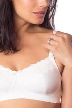 Hotmilk Show Off Nursing Bra Wirefree- IVORY