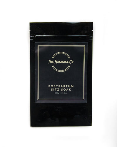 The Hermosa Co POSTPARTUM SITZ SOAK 350GM