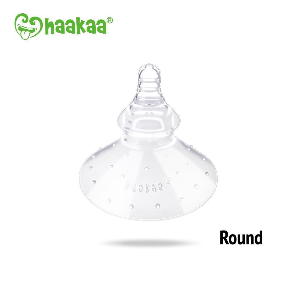 Haakaa Round Breastfeeding Nipple Shield