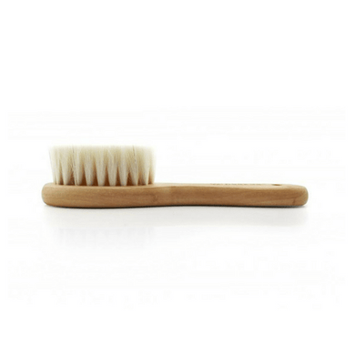 Haakaa Wooden Baby Hair Brush Set