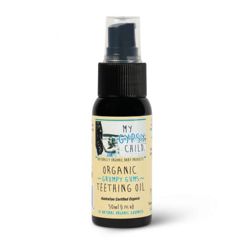 My Gypsy Child Teething Oil