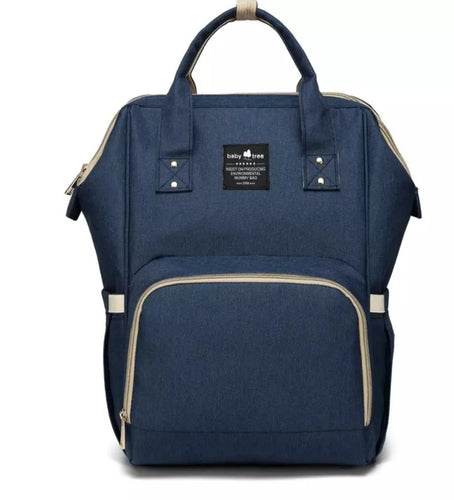 A Top Selling Nappy Backpack- Navy