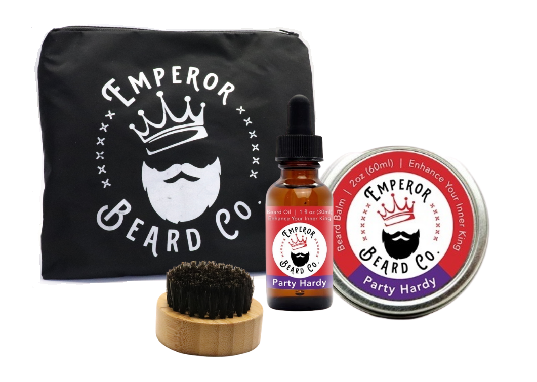 Party Hardy Beard Bundle