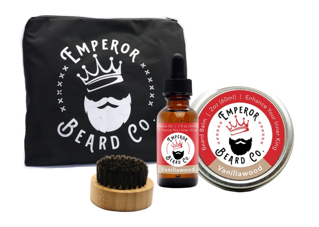 Vanillawood Beard Bundle