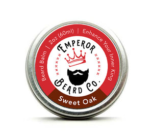 Sweet Oak | Beard Balm