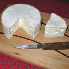 Load image into Gallery viewer, 100g Camembert Wheel - Made in Fiji