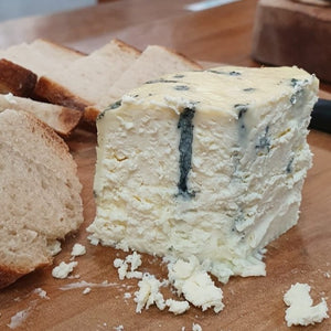 100g Stilton Blue Wedge - Made in Fiji