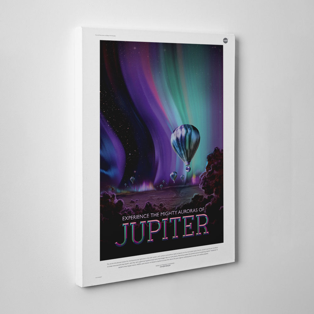 Jupiter Space - Space Canvas