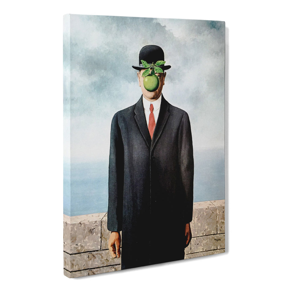 The Son of Man - Canvas