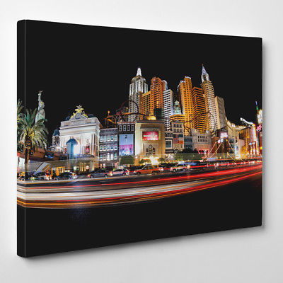 Las Vegas Strip Canvas