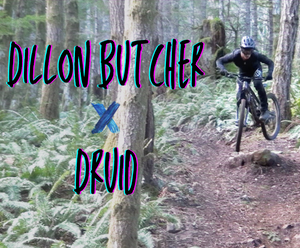 Video: Dillon Butcher's First ride on the Druid