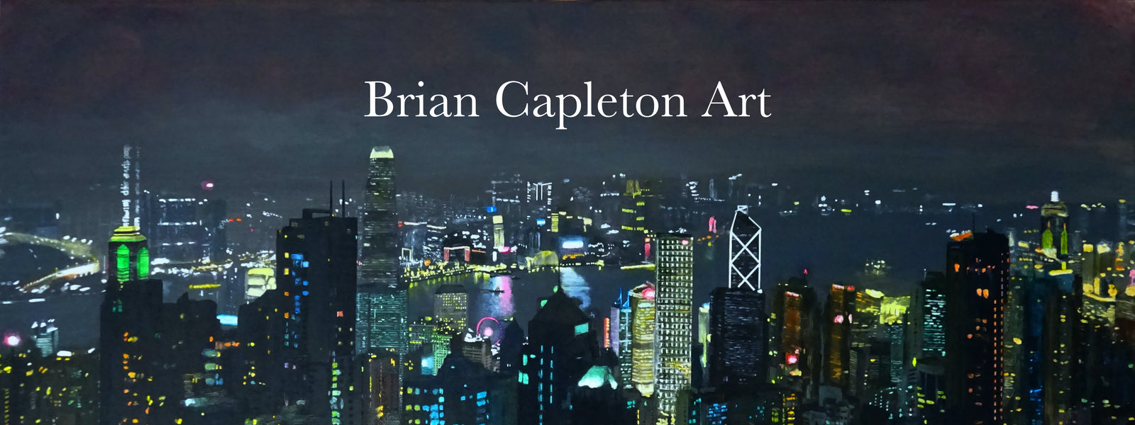 Hong Kong by Brian Capleton