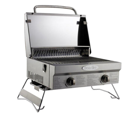 1/2 Barrel Lifestyle Charcoal Barbecue