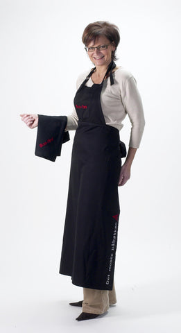 Bon-fire Cotton Cooking Apron