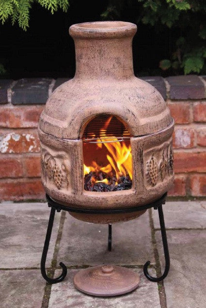 Gardeco - Cozumel Green Chiminea