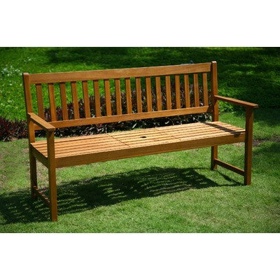 Kent Rondeau Leisure 3 Seater Bench