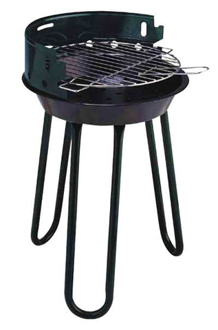 Lifestyle Ebony & Silver 2 Burner Gas Barbecue