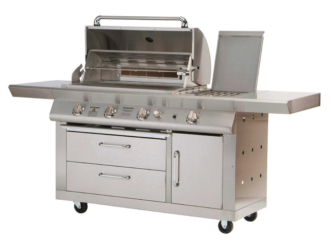 Lifestyle Connoisseur Pro 5 Burner Gas Barbecue