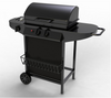 Mastercook Rodeo 2 Burner Gas Barbecue with Side Burner