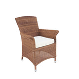 Panama Cozy Bay Honey Java 2 Seater Table & Chair Set