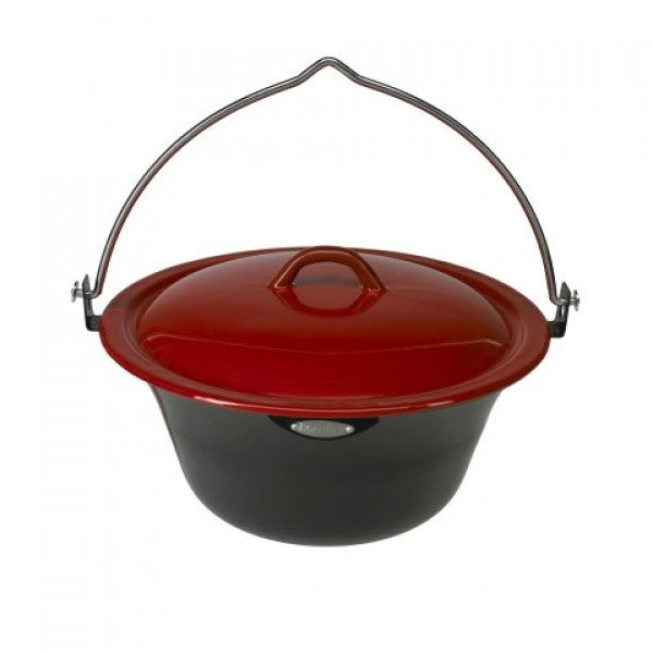 Bon-fire Enamel Stewing Pot - 6ltr
