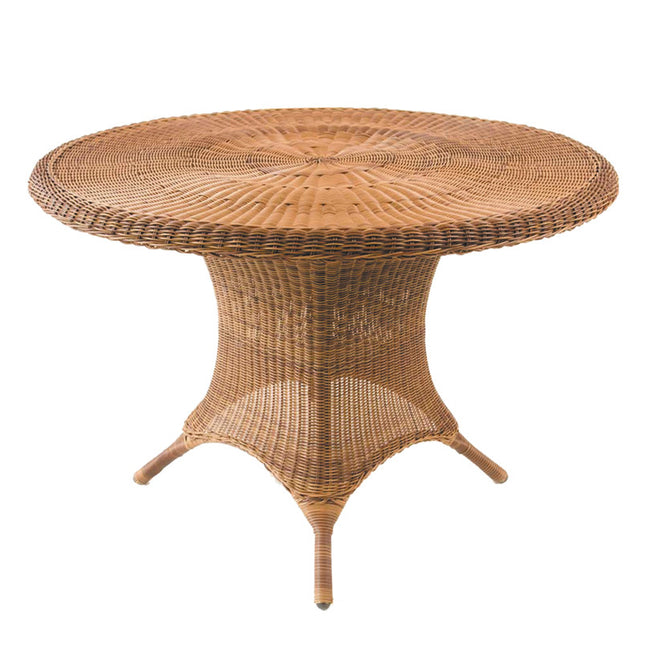 Sicilia Cozy Bay Wicker Table
