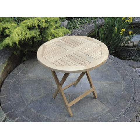 Mini Rondeau Leisure Folding Table