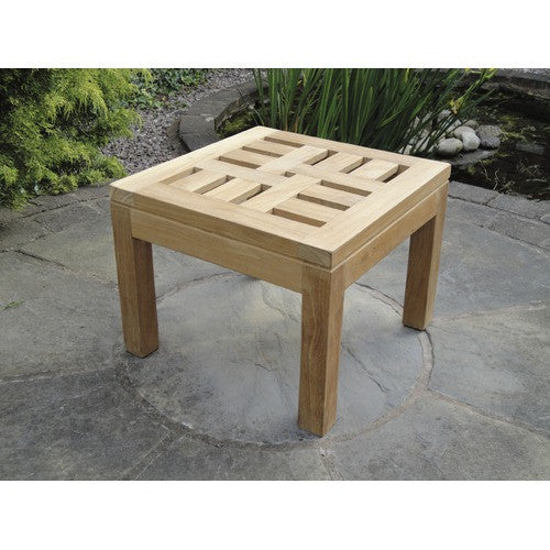 Small Rondeau Leisure Square Table