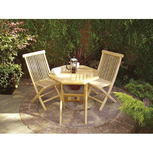 The Octagonal Rondeau Leisure Bistro Set
