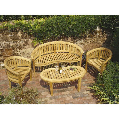 The Orlando Rondeau Leisure 5 Seater Set
