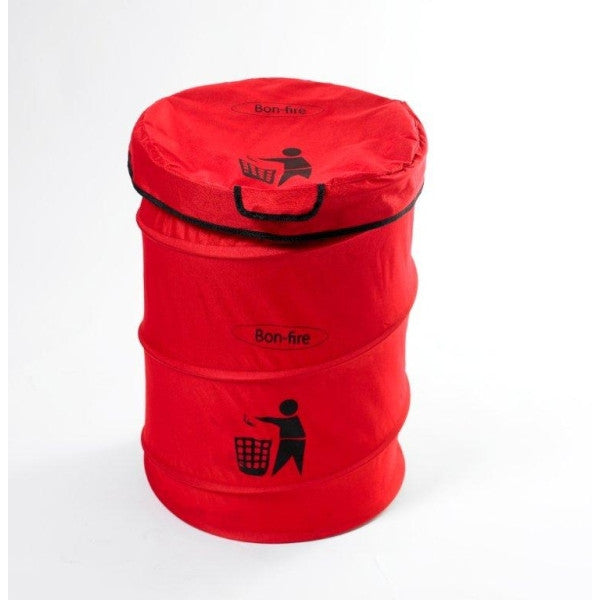 Bon-fire Folding Rubbish Bin