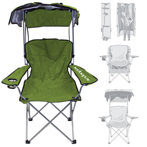 Kelsyus Original Canopy Chair - Green