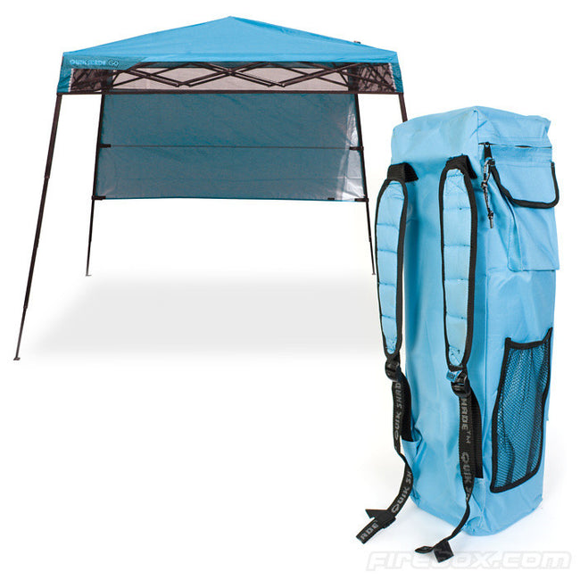 Quik Shade Go Hybrid Backpack Canopy
