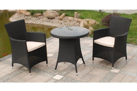The Round Rondeau Leisure Bistro Set